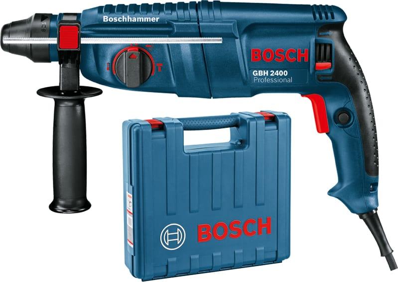 Bosch Profesional MARTILLO GBH-2000 620W 1,6J SDS PLUS+MAL